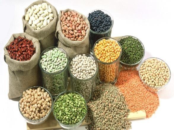 Tác dụng của bột ngũ cốc các loại đậu
